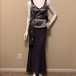 Dresses & Skirts - Blue sage nigth dress